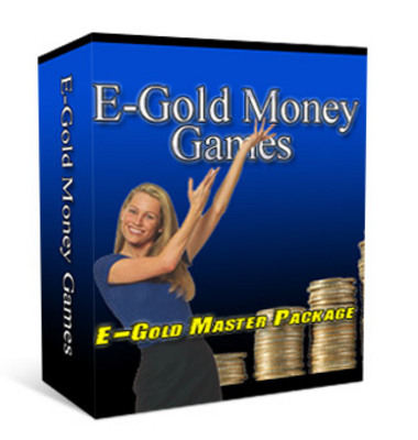 Product picture **12 E-Gold Money Games**