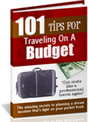 Product picture **101 Dream Vacation** Travel On A Budget
