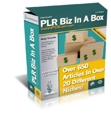 Product picture **20 Hot** PLR Niches In A Box